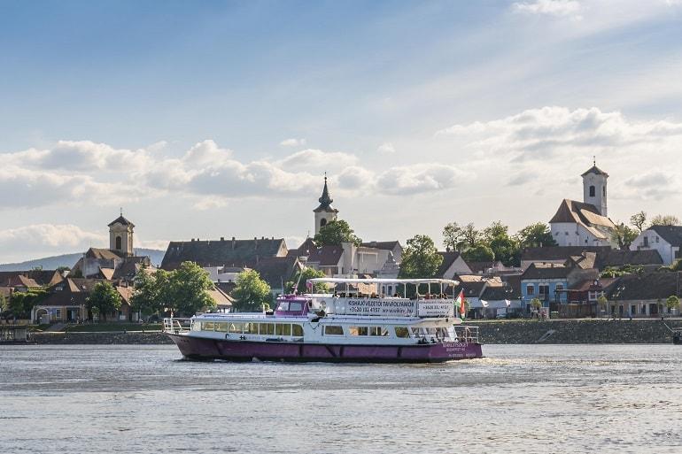 Szentendre Budapest croisière