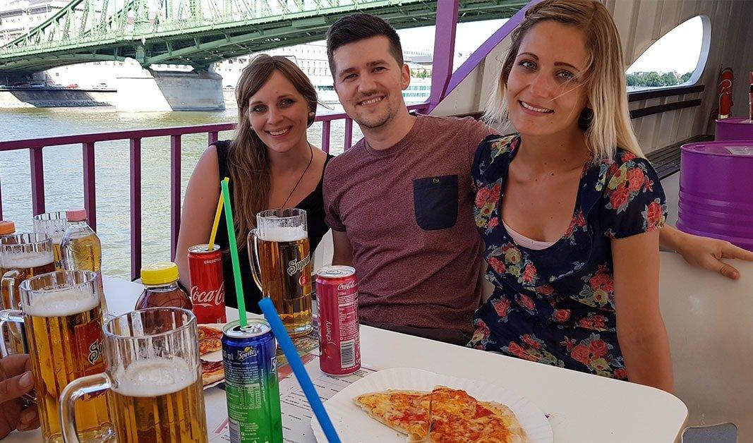 Croisière touristique Budapest