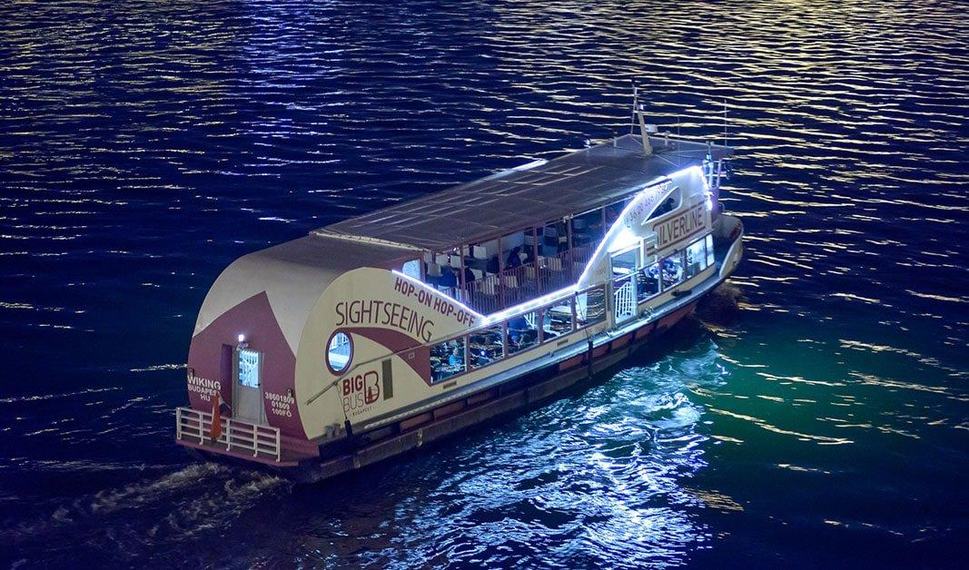 danube sightseeing cruise