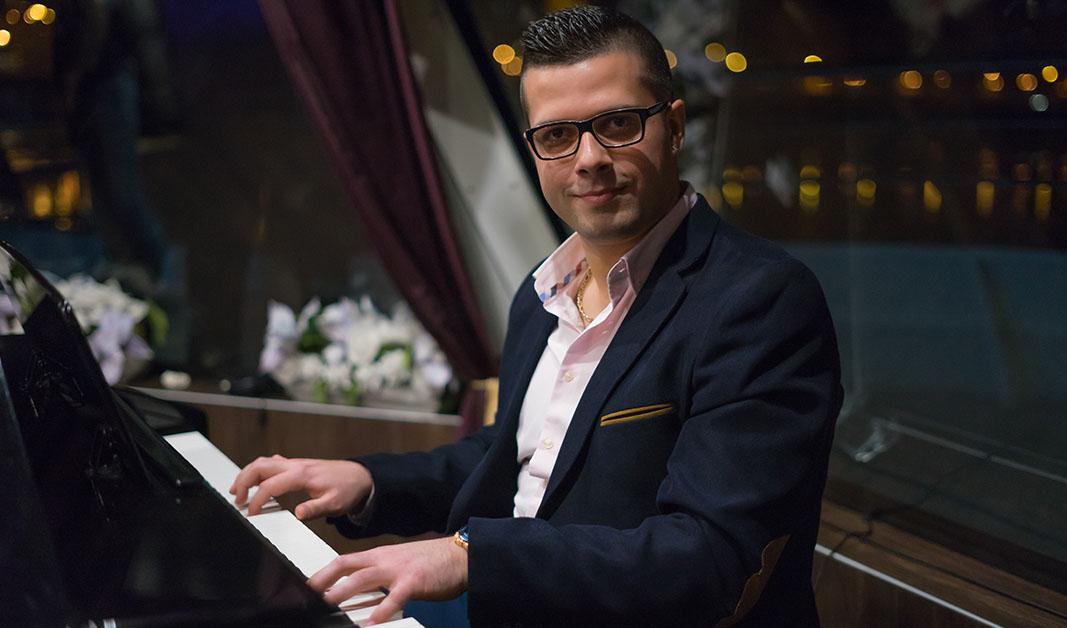 Zongoraest