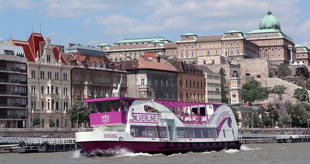 wiking sétahajó adatlap - Sightseeing Boat Trip Budapest
