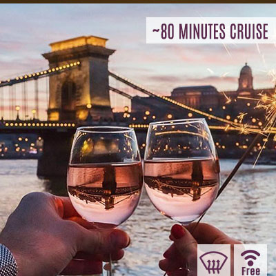80 minutes cruise - Cruise with Show & Dinner Lite or Drinks