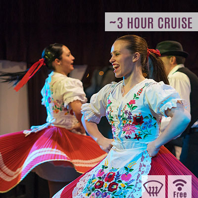 dinner cruise with folklore show