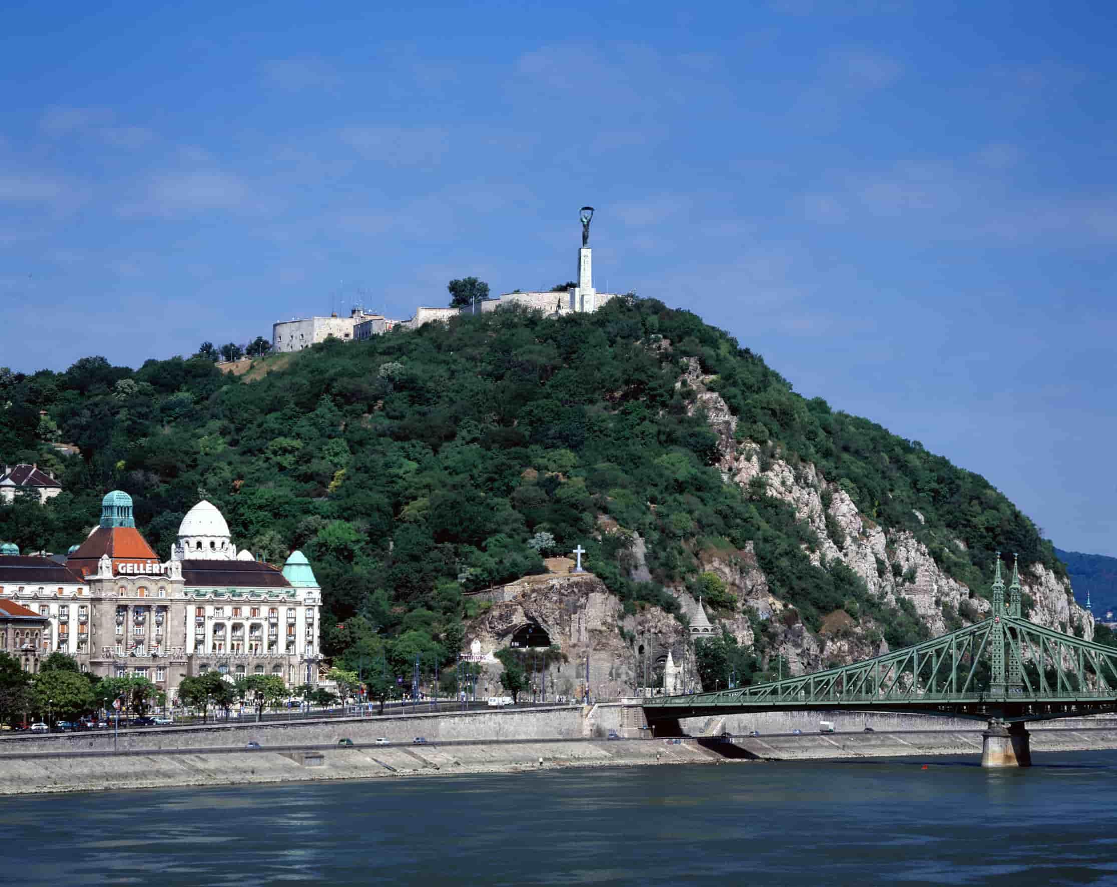 Gellert Hill Budapest