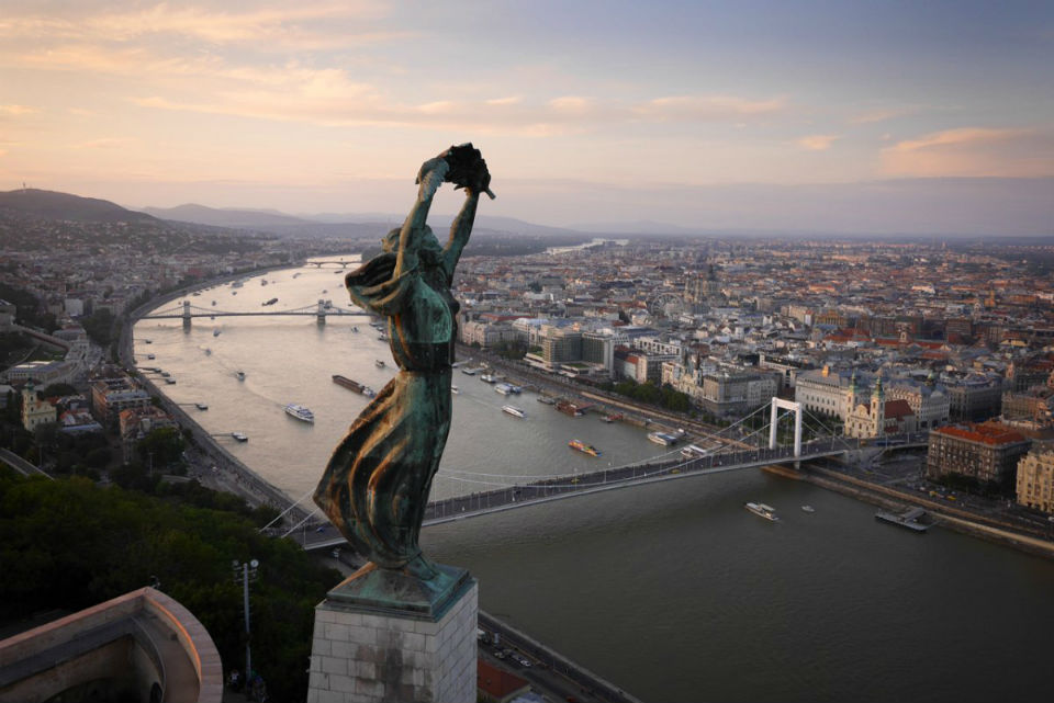 The Hungarian Liberty Statue