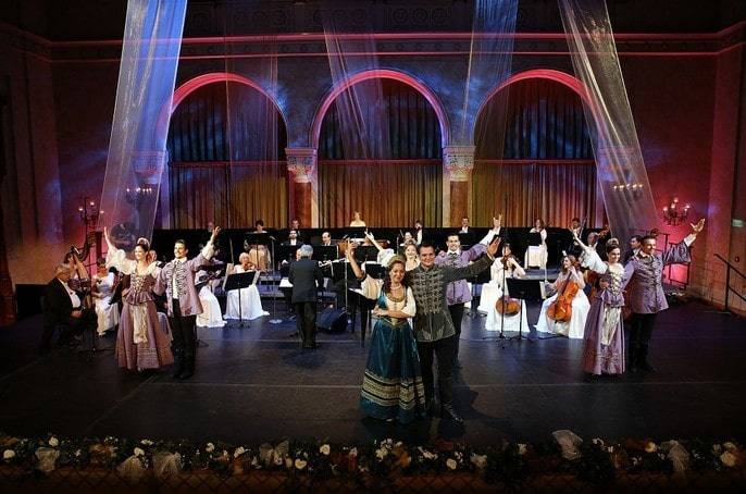 Christmas concerts in Budapest