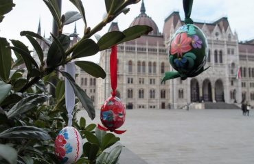 Easter in Hungary