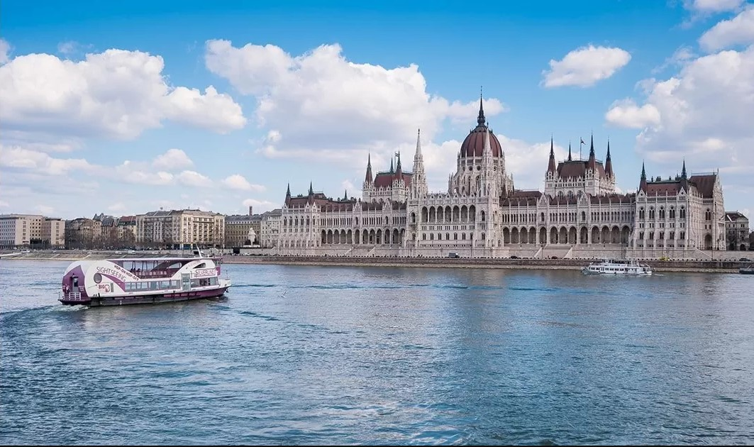 croisiere Budapest