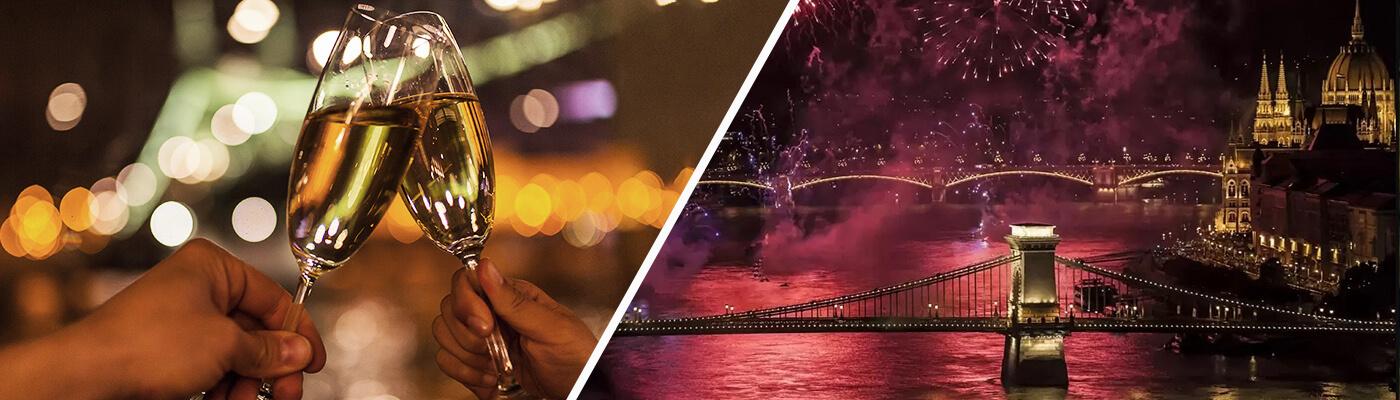 new years eve budapest cruise